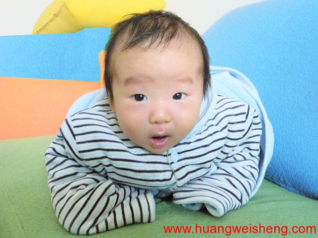 Head Up Baby1 / 抬头宝宝1