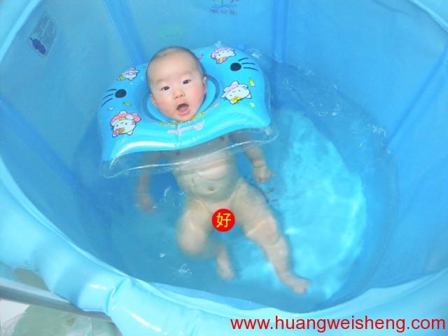 Swimming again / 游泳