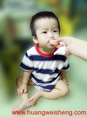 Eating Orange / 吃橙