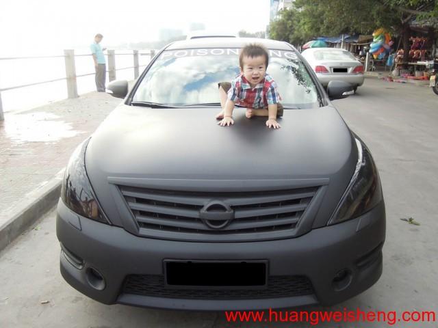 Car Model HuangWeiSheng/车模黄玮晟