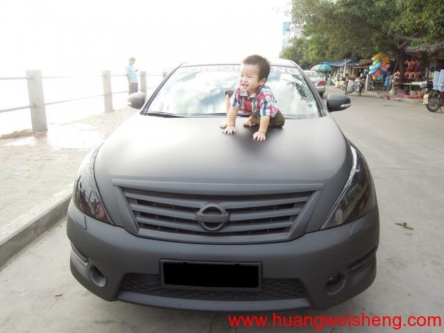 Car Model HuangWeiSheng1/车模黄玮晟1
