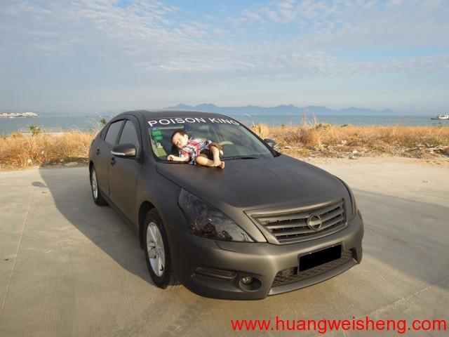 Car Model HuangWeiSheng2/车模黄玮晟2