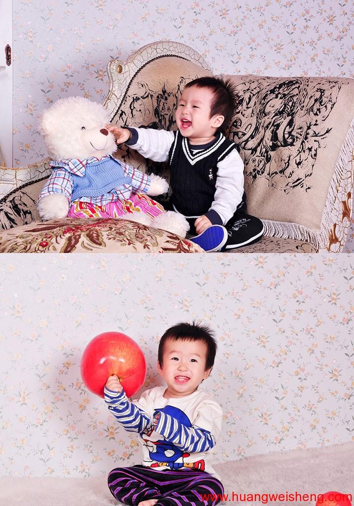 One Year Old / 一岁照片 - 05