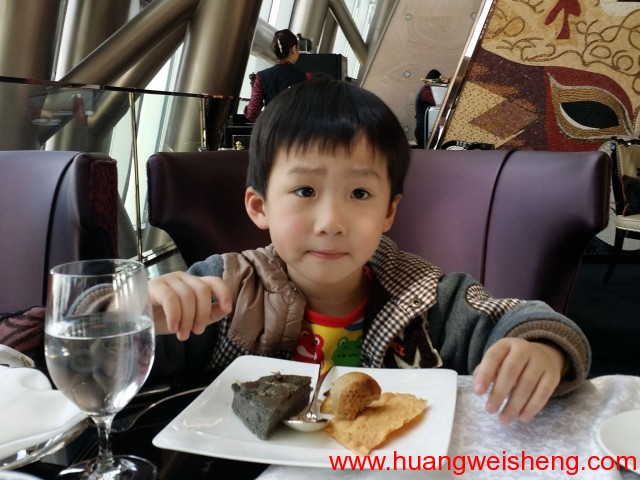 深圳京基100吃意大利菜 / Lunch at KK100 Italian Restaurant - 10