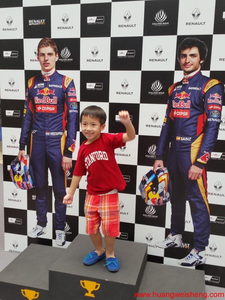 方程一 / Formula 1 Stand - Kallang Wave Mall - 09